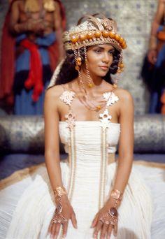 Halle Berry as Queen Sheba