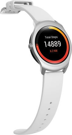 Ticwatch 2: Your smart fitness and music companion. The Most Interactive Smart Watch. Multi-activity Track · Heart Rate Monitor · Intuitive Sports app · Water Resistant