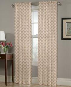 "Homewear Olivia Medallion 54"" x 63"" Panel - Gold"