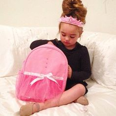 Giggle Me Pink - Ballet Tutu Backpack Backpacking Canada, Building For Kids, Ballet Tutu, Back To School Shopping, Baby Store, Baby Gear, Tween, Free Gifts, Cool Kids