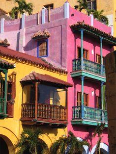 Cartagena. Colores ...