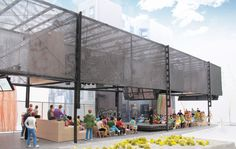 BMW Guggenheim Lab to Transform Abandoned East Village Lot into a Vibrant Pop Up Art Space