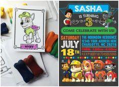 20 PAW Patrol Birthday Party Ideas - Kids Activities Blog