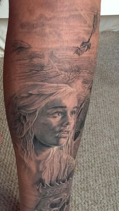 My Game of thrones tattoo
