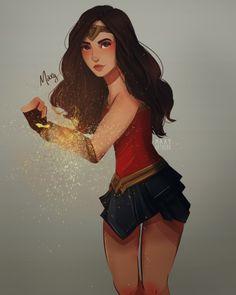 Cartoon Drawing Tips - Drawing On Demand Wonder Woman Art, Wonder Woman Drawing, Lego Dc Comics, Star Comics, Gal Gadot, Marvel Vs, Captain Marvel, Wander Woman, Batman Vs Superman