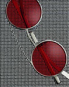 Robin Broadbent for PORT still life sunglasses, editorial photography