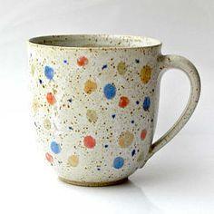 Jumbo mug - confetti