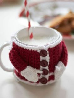 décoration de mug de Noël