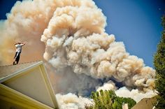 Colorado fire - so many affected, many homes lost.