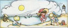 Las ilustraciones de Joan Walsh Anglund