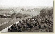 the viw of gettysburg, lutheran seminar of theoogy