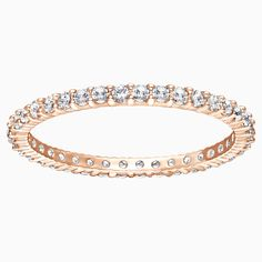 Eternity Bands Rings For Stacking Like Meghan Markle Swarovski Gifts, Swarovski Jewelry, Swarovski Crystals, Sea Glass Jewelry, Eternity Bands, Jewelry Trends, Stone Rings, Women's Rings, Rose Gold Plates
