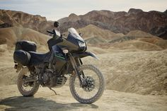 KLR 650 - The real way around