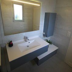 meubles decales pour salle de bains