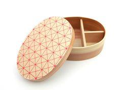Boîte à bento en bois