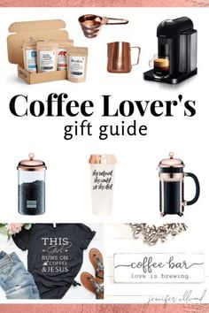 A Gift Guide For Coffee Lover S