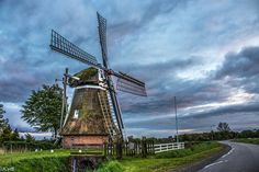 Fraeylemamolen by Wilco van der Laan Fotografie on 500px