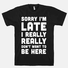 When you have to drag yourself out of bed|27 Tees that are mean so you don't have to be... I want ALL of these
