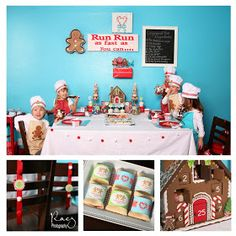 The Savvy Moms Guide: Gingerbread Playdate
