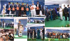 Inviting to the future!   Introducing India's First Robotic surgery 3d & 4K laparoscopy together   Launching ceremony of 3D, 4K & ROBOTIC SURGERY CENTRE   5th February 2017 by Thiru CH. VIDYASAGAR RAO The Hon'ble Governor of Tamil Nadu Chief Guest & Launch the ROBOTIC SURGERY CENTRE  Dr. C. Palanivelu Chairman Mrs. Jaya Palanivelu Managing Director Robotic Surgery, Research Centre, A Team, Gem, February, Product Launch, India, Technology, Future