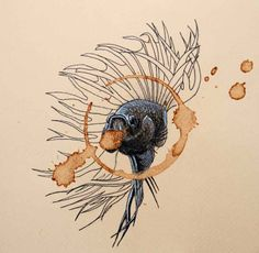 Betta Splendens - Chalk Pastel and Watercolor Betta Tattoo, Siamese Fighting Fish, Chalk Pastels, Betta Fish, Amazing Art, Awesome, Watercolor Art, Moose Art, Artsy