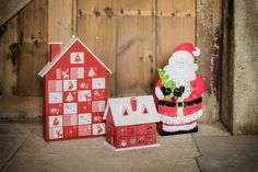 Grab a 'make your own' advent calendar this year and fill the drawers with your own choice of treats!