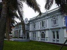 Port Elizabeth, Terrace, Road Trip, Club, Mansions, House Styles, Balcony, Porch, Road Trips