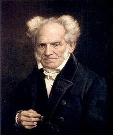 Arthur Schopenhauer - was a German philosopher best known for his book, The World as Will and Representation (German: Die Welt als Wille und Vorstellung), in which he claimed that our world is driven by a continually dissatisfied will, continually seeking satisfaction.