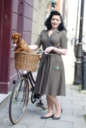 Forties dress