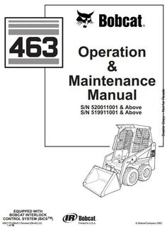 0941a67f6165a2909fb1d1b0b3288042 high quality images circuit diagram bobcat skid steer loader type s185 s n 530360001 & up, s n Bobcat 873 Wiring Harness Diagram at aneh.co
