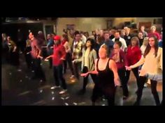 The Big Bang Theory Flashmob 2014!!! - YouTube