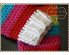 Leg Warmer Crochet Pattern - BASIC - 703 --- Permission to Sell Finished Items. $5.50, via Etsy.