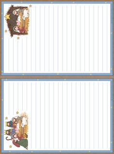 free printable note paper