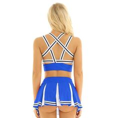 Cheerleading Uniforms, Hot Cheerleaders, All Star Cheer Uniforms, Cheerleader Images, Cheerleader Costume, Halloween Fancy Dress, Halloween Outfits, Halloween Costumes, Cute Girl Outfits