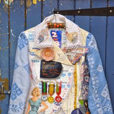 Maria Thomas jacket
