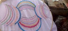 Hand Embroidery Tutorial, Handmade, Hand Made, Handarbeit