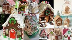Πως θα φτιάξετε Χριστουγεννιάτικες Χιονόμπαλες Ginger Bread House Diy, Gingerbread, How To Make, Home, Xmas, Ginger Beard