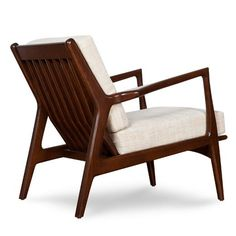 Eisenhower Chair. I already have a vintage one made in Japan during the Mid-Century but I would love a matching set of sturdy new ones.