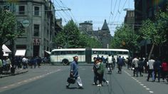 Shanghai is almost unrecognisable in these 10 photos from 1976. This is how I imagined China would look when I first visited in 2004!