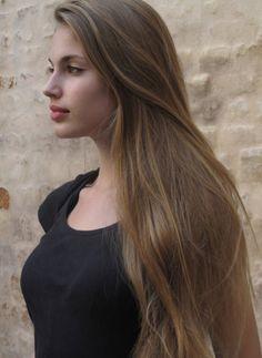 Küllü Uzun Saç Modelleri