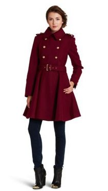 Miss Sixty Women's Cassie Coat