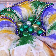 I'll be making this this weekend. This way I can put as much cinnamon as I want in it. #kingcake