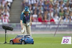 Controversy over mini Minis at Olympic athletics