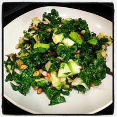 A Holiday Kale Salad That's A Hit All Year Round!