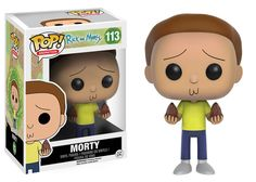 [COLLECTED] Pop! Animation: Rick and Morty - Morty