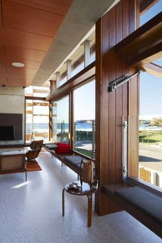 Home at North Freshwater - Brewster Hjorth Architects