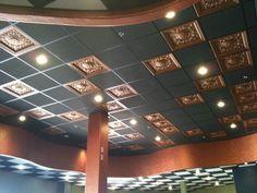 Drop Ceiling Decorative Tiles Fascinating Shop For Fasade Dunes Horizontal Brushed Aluminum 2Foot X 2Foot Review