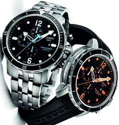 Tissot Seastar 1000 Automatic Chronograph Watch   tissot