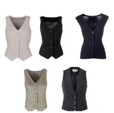 Cleaning out the closet and have a stack of vests?   wear them?  with belts and white shirts or flannel ... or wear 2 vests!  leave one open with belt and scarf and  lots of neck adorns!