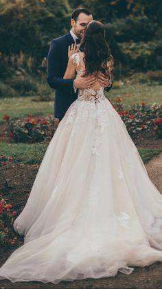 Wedding Bride, Lace Wedding, Princess Wedding Dresses, Clothing, Fashion, Stylish Dresses, Wedding Gowns, Wedding Pictures, Boyfriends